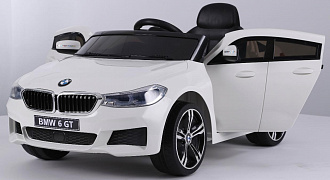 Электромобиль RiverToys BMW 6 GT JJ2164